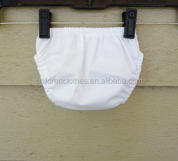 100% Organic Cotton Baby Clothing Multicolor Comfortable Bloomers Boys Plain Bloomer