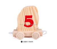 kids funny toy vehicle toy wooden train