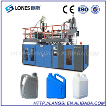 Economical Custom Design LONES LS-PC 600PC/h 25L Bottle Low Costs Plastic Extrusion Blow Moulding Machine