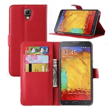 Hot selling leather case for Samsung galaxy note3 neo N7505 Leather Mobile phone filp cover case for Samsung galaxy note3