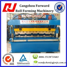 High Technical Sheet Of Corrugated Tin Roof Making Machine