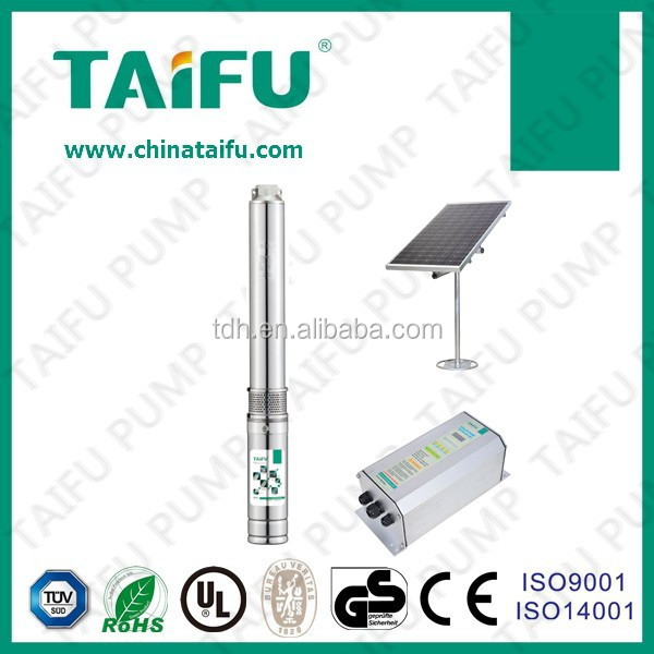 submersible solar powered water pump price