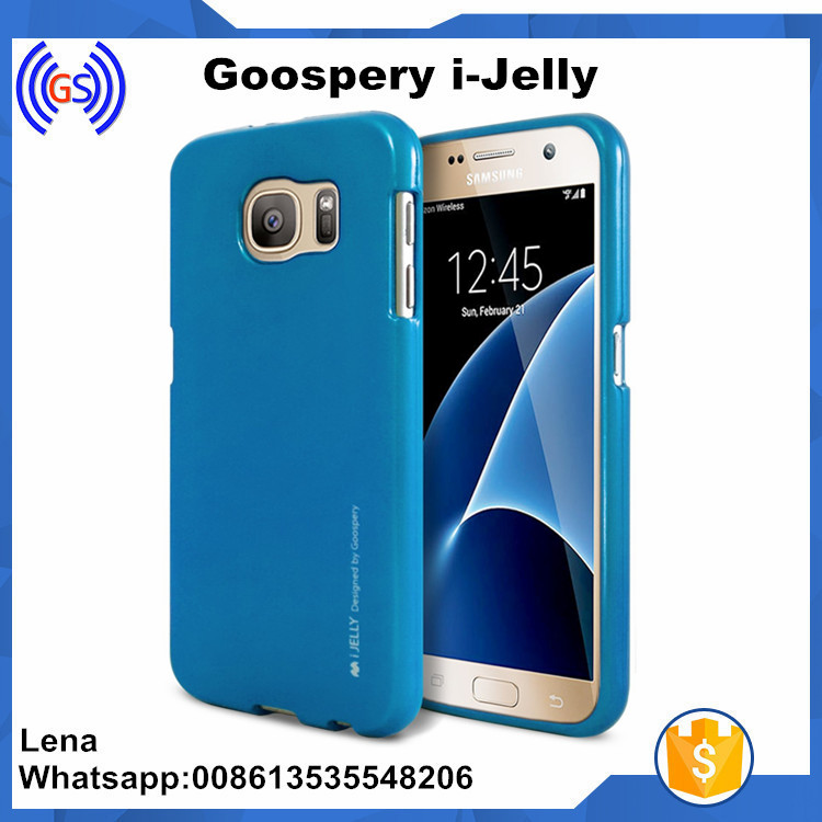 Ultra Slim Fit Goospery TPU i-Jelly Case for Samsung Galaxy S5 I9600, Phone Covers for Galaxy S5