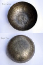 Special Carving Handmade Tibetan Singing Bowl
