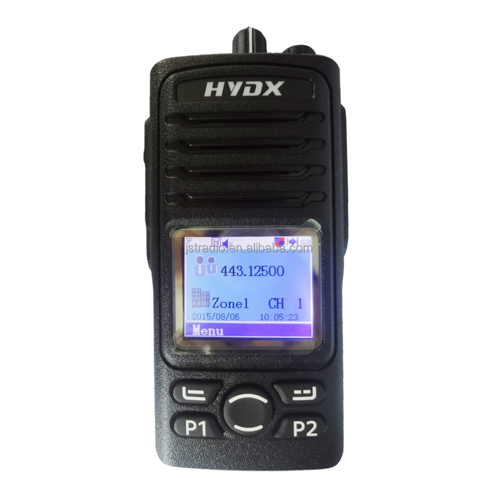 Handheld Type vhf uhf dmr digital two way radio HYDX-D60