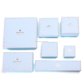 Custom jewelry paper gift box packaging