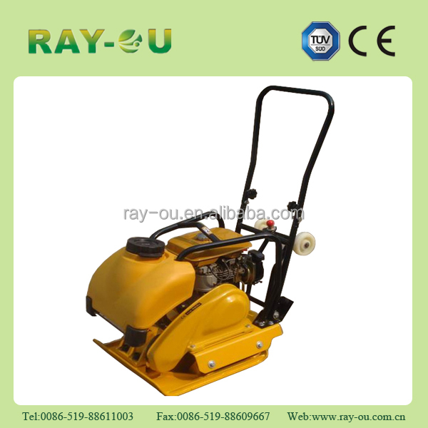 CE Certification High Quality Walk Behind Plate Compactor