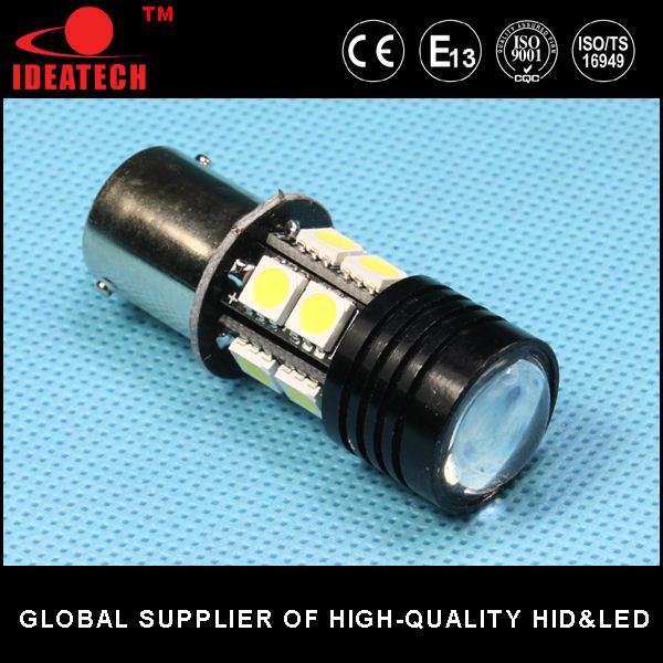 High power 5050 smd car led turn signal light 1156 10SMD