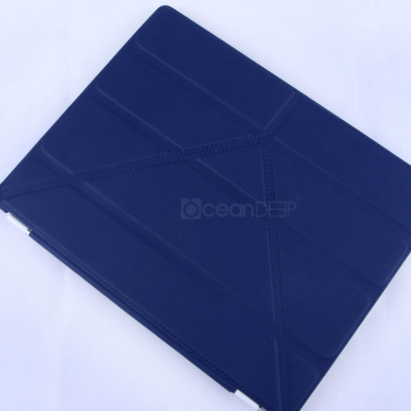 Black high quality professional factory supply 3d case for ipad case