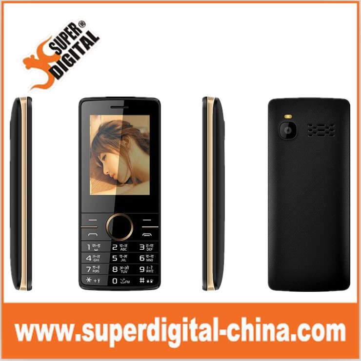 2.4inch big battery GSM mobile phone/Dual SIM Unlocked GSM Cell Phone