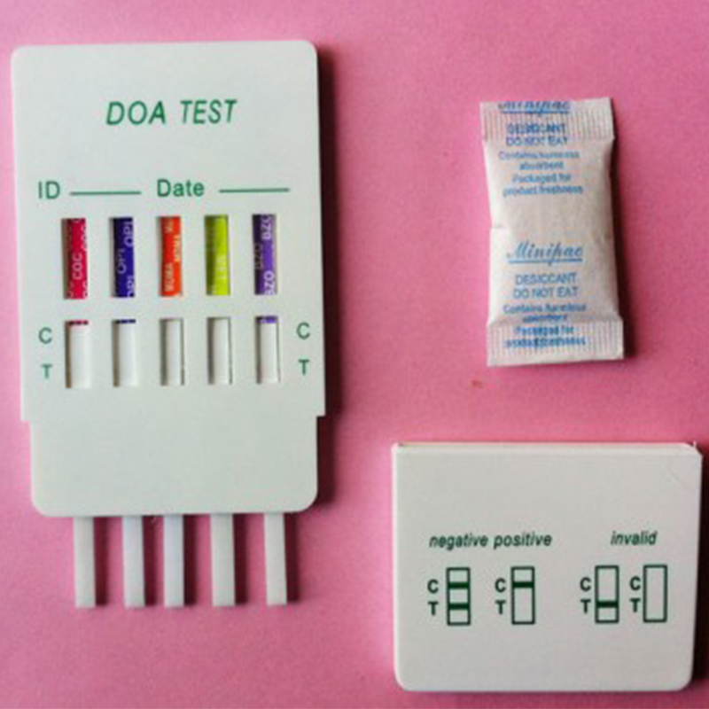 Drug rapid test mutli drug 12 panel with simple operation
