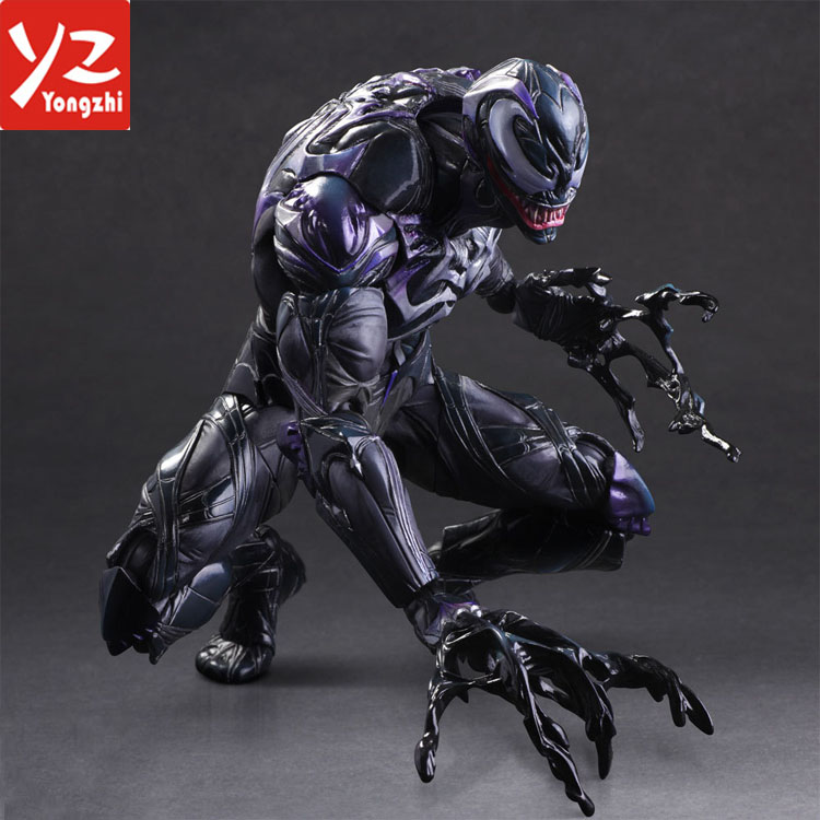 China OEM Factory High Quality MARVEL Venom Action Figure Collection PVC Figure