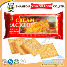 600g salty sweet cream cracker biscuits in sachets
