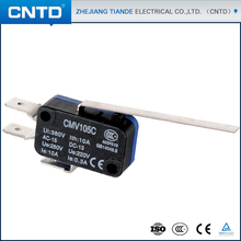 CNTD China Factory For Sale Longer Handle Mini Micro Timer Switches for Motorcycles