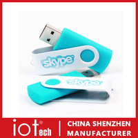 Beautiful Logo Imprint Flash Memory Stick for Free Sample