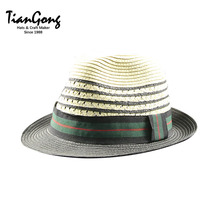 Professional Made Factory Customized Paper Fedora Hat
