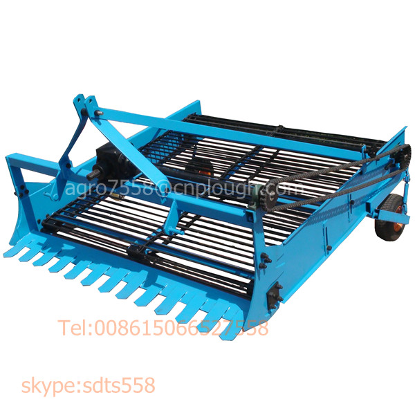 Multifunction Tuberous Harvester