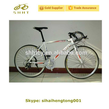 SH-SP001 White sport bicycle, road bike, racing bicycle