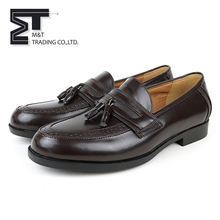 Latest Dress Formal Leather Loafer Italian Mens Shoes