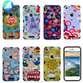 Wholesale colorful Cute Style tpu pc soft bumper bling case for Samsung S9 S9 PLUS