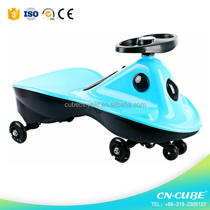 Low Price High Quality Wiggle Car Ride On Car Kids Swing Car
