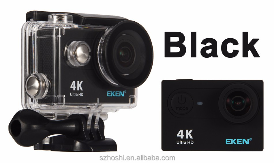EKEN H9 Pro Action camera ultra 4K With Ambarella A12 chip 2.0' Screen 4k/30fps 1080p/60fps go sport Camera H9Pro