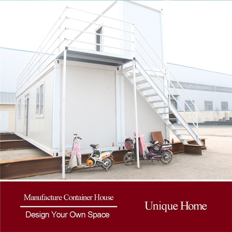 portable ablution modern ready made prefab villa prefabricated house