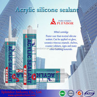acetic cure silicone sealant/ architectural silicone sealant