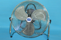 High efficient high quality good price silent industrial floor fan