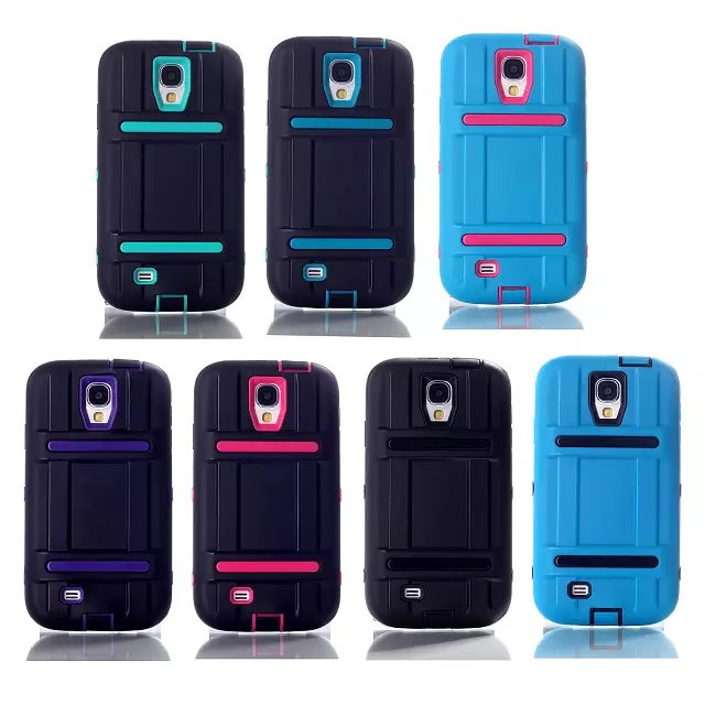 2014 New Products Unbranded Product Cheap Wholesale Cell Phone Case for Samsung Galaxy S4 i9500