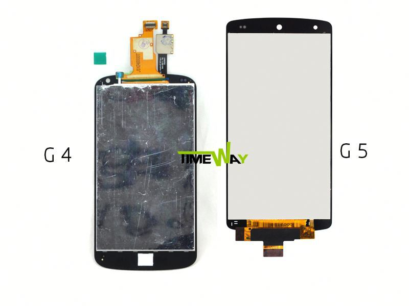 Hot sale wholesale price cell phone spare parts full set lcd screen for lg google nexus 5