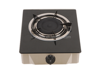 infrared burner glass top gas stove