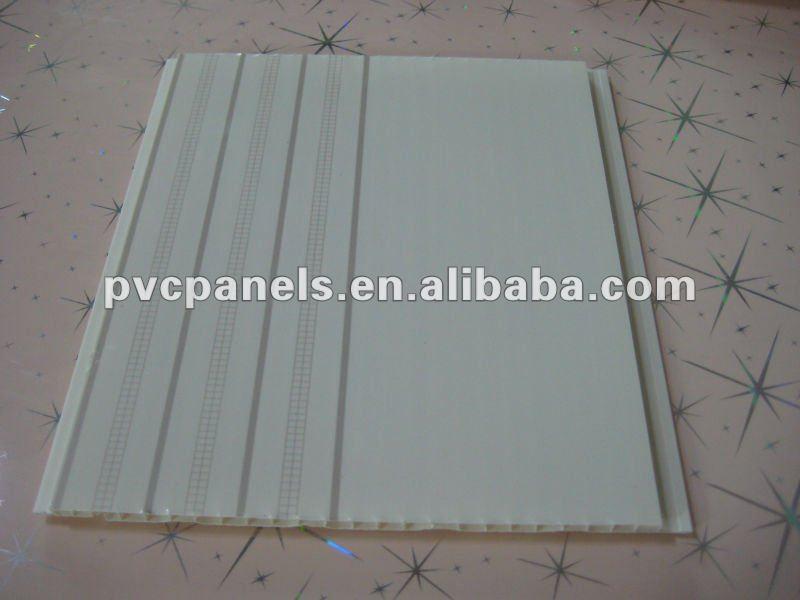 Panel de pl stico del techo falso techo calidad superior - Techos de plastico ...