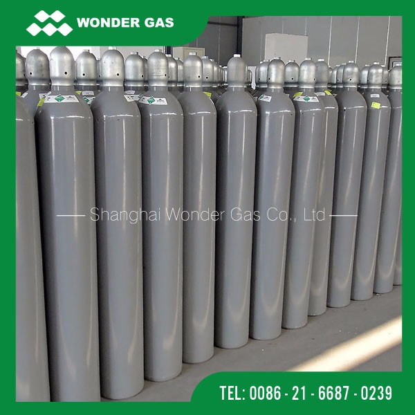 World Famous 47L 150bar For Beverage Co2 Gas Cylinder Price