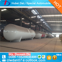 factory selling new design 100m3 lpg gas pressure vessel lpg storage tank lpg tank size for sale