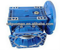 90 Degree Mini RV Worm Reduction Gearbox for Conveyor