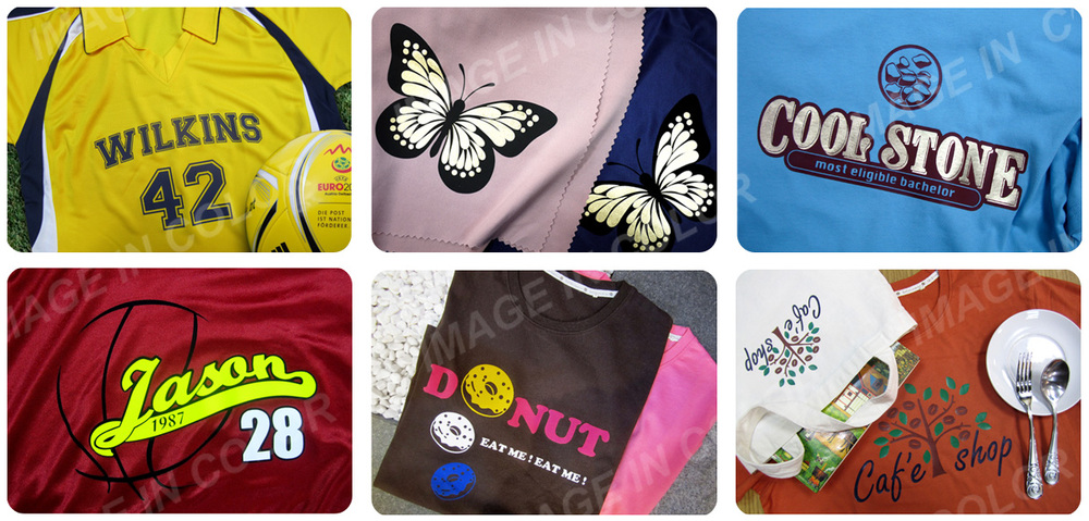 PVC Wholesale T shirt Heat transfer vinyl