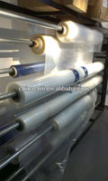 wide use PE stretch laminating protective plastic film in the world