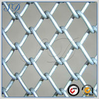 Sell well far used high quality chain link fence plastic coated mesh fence roll