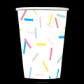 paper cup,coffee design and customized colorful design