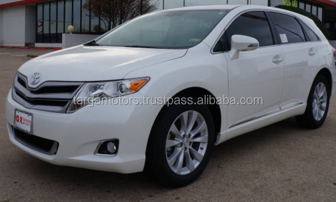 2014 TOYOTA VENZA AWD 3.5L V6 (LHD NEW CAR)