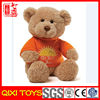 Wholesale soft stuffed cheap teddy bear / plush brown bear toy for sale