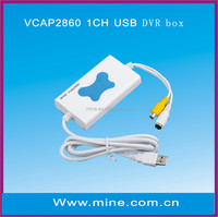 One channel USB Analog capture card