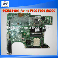 P/N: 442875-001, For HP Compaq Presario F500 F700 G6000 Motherboard