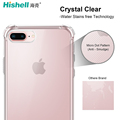 Transparent Mobile Phone Clear Case for Iphone 7 plus