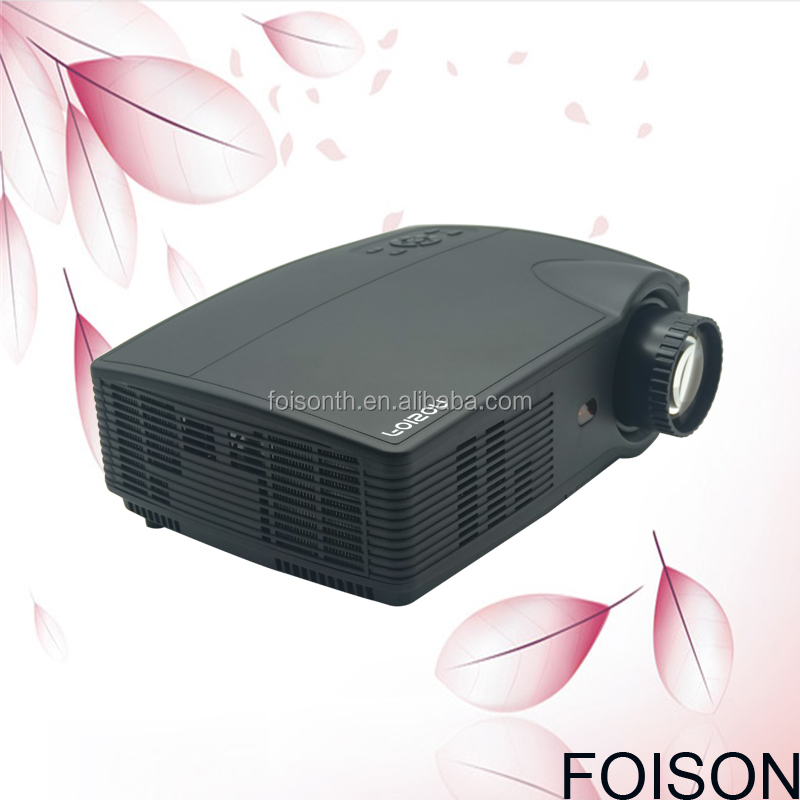 Wonderful picture and clarity 2000:1 Contrast ratio High resolution 4000 lumen high bright projector Quad core smart projector