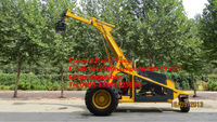 SZ-5200 forestry wood logger tri wheels logger in stock