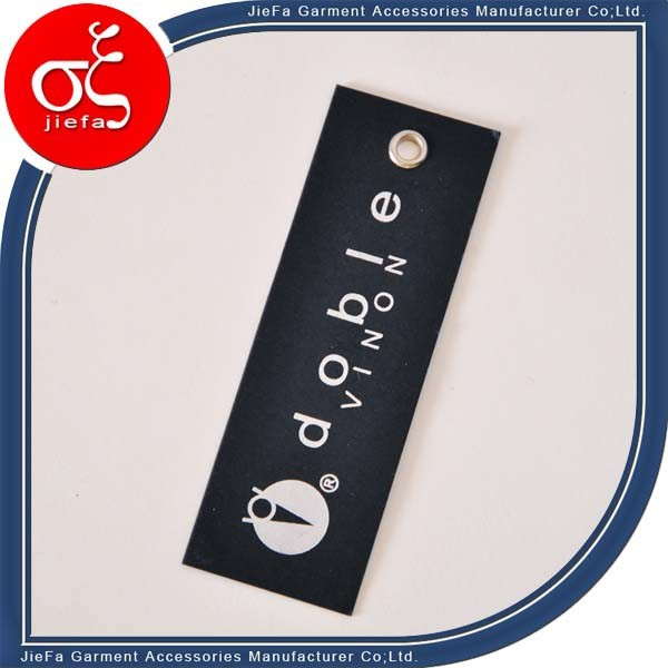 Custom Printed Jewelry Hang Tags with Good Quality