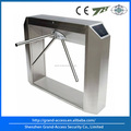 Customized CE Dustproof stainless steel high Turnstile Tripod Turnstile with RFID Reader