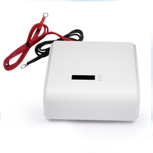 Connect to battery electric and solar panels three input method home inverter